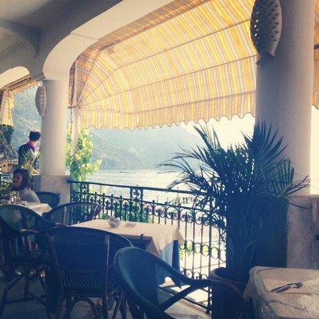 Hotel Pupetto: ресторан