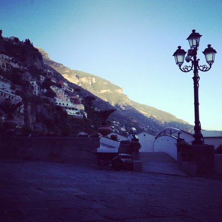 Hotel Pupetto: выход в город