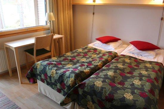 Tradition Hotel Kultahovi Inari: 寝室