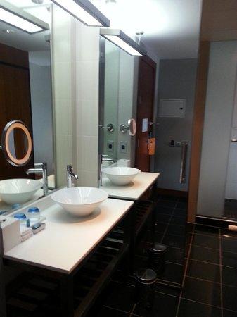 Aloft Abu Dhabi: bathroom