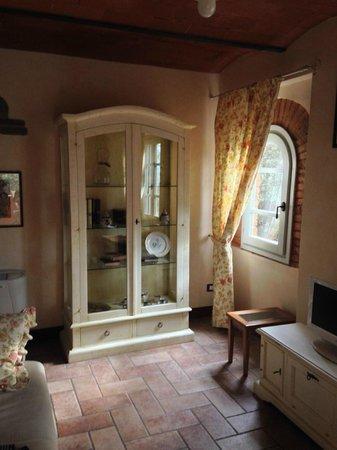 Agriturismo Villa Le Vigne: interno appartamento