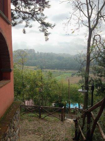 Agriturismo Villa Le Vigne: panorama