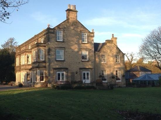Burythorpe House: beautiful old gentlemans residence