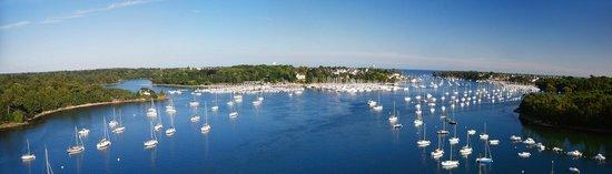 Clohars-Fouesnant, France: Benodet Yelloh! Village Port de Plaisance