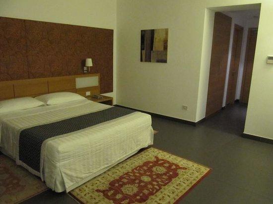Grande  Albergo Alfeo: Camera dell'albergo