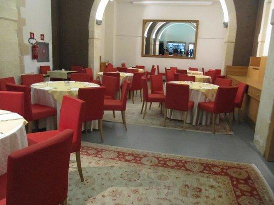 Grande  Albergo Alfeo : Sala per la colazione