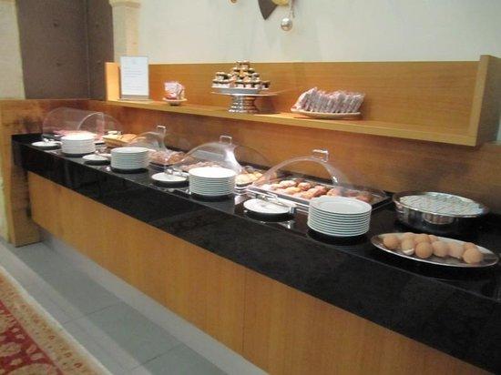 Grande  Albergo Alfeo : Parte del buffet