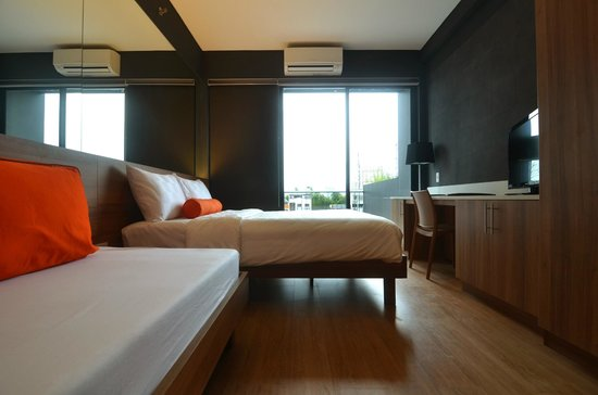 Azumi Boutique Hotel: Room with Balcony