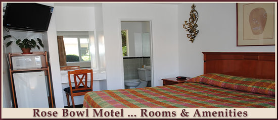 Rose Bowl Motel Eagle Rock Ca