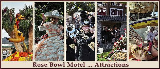 Rose Bowl Motel - Los Angeles
