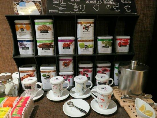 NH Valladolid Balago: Una varietà di thè davvero ottima! Complimenti!