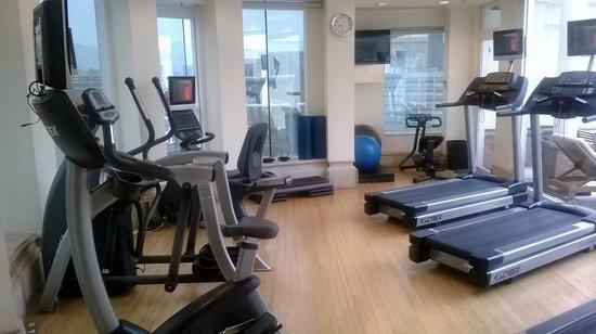 Eaton, Hong Kong: Fitness Centre