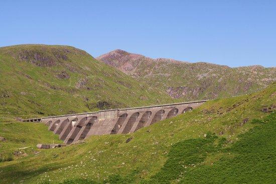 Cruachan Power Station Visitor Center: Cruachan Dam