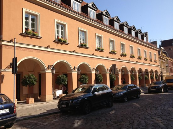 Mamaison Hotel Le Regina Warsaw: The best in town