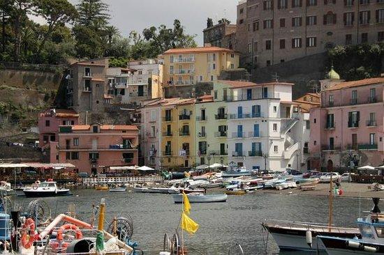 Ristorante Bagni Delfino: Вид из ресторана
