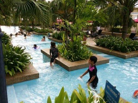 Hotel Equatorial Melaka: Kids pool