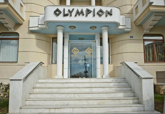Olympion Hotel: OLYMPION