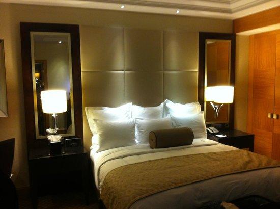 JW Marriott Hotel Ankara : la chambre