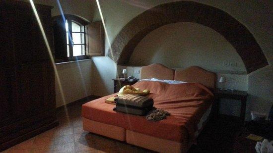 Hotel More Di Cuna: Our room