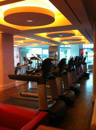 JW Marriott Hotel Ankara : salle de sport