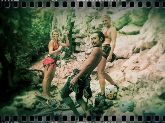 Spidermonkey Climbing: sexy!!!!