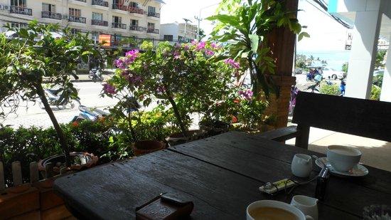 Aonang Goodwill: entrada al hotel