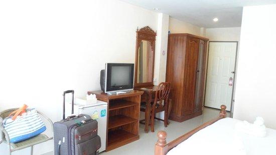 Aonang Goodwill: habitacion