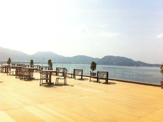 Kalima Resort & Spa: Rooftop