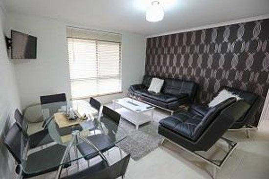 Mildura Holiday Villas: Unit 5 - Living Room Two