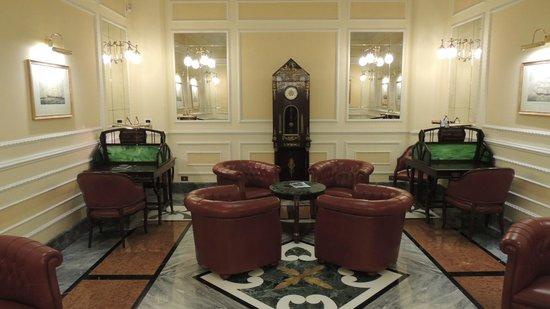 Hotel Bristol Palace: Estar