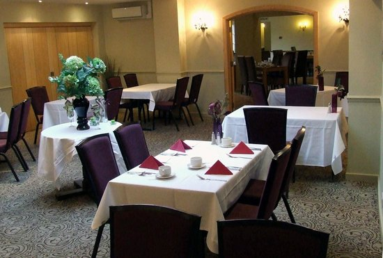 Kings Court Hotel : Dining room