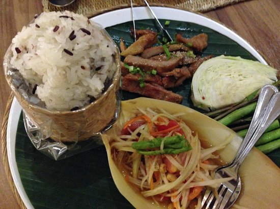 The Local: Som tam - Thai green papaya salad