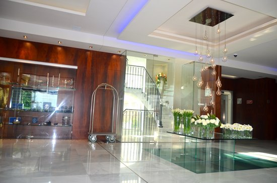 Hotel MIM Sitges: recepción