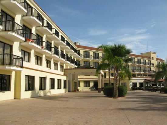 Anmaria Beach Hotel: отель
