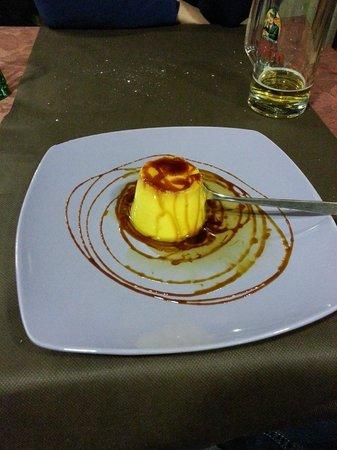 La Rivetta: Creme Caramel