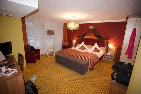 Hotel Sonne: Chambre