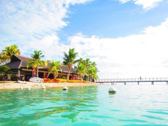 Plantation Island Resort : Boat shed