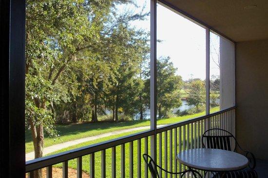 Grande Villas at World Golf Village: View rom patio