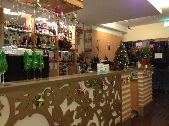 The River Orchid Chinese Restaurant Celebrate Christmas