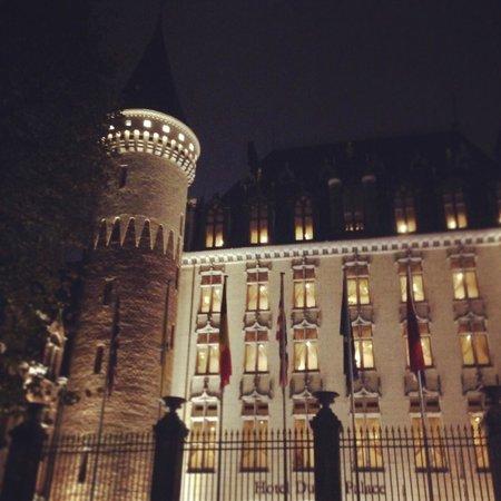 Hotel Dukes' Palace Bruges : Hotel
