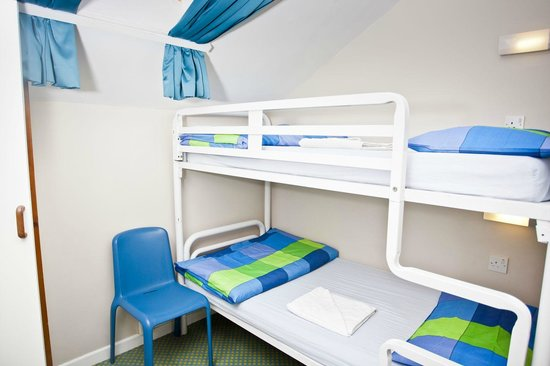 Barnacles Hostel Galway: Private twin ensuite room