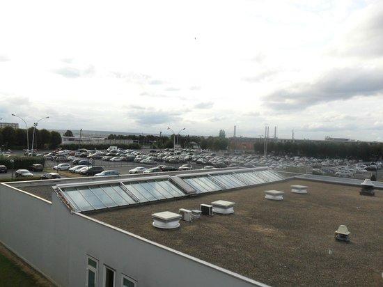 Ibis Paris Orly Aeroport: Vista sull'aeroporto di Orly