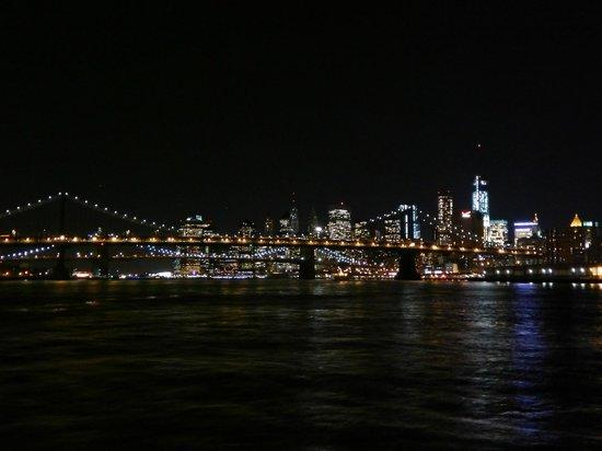 Bateaux New York: Manhattan skyline aboard the Bateaux!