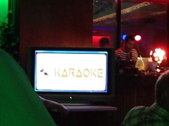 Magic Aqua Rock Gardens: crazy mike and his karaoke
