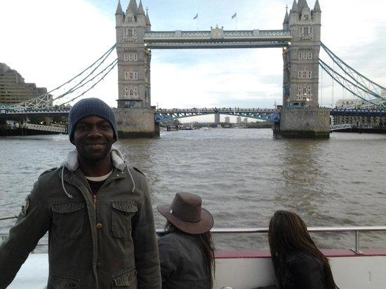 Thames River Adventures: tower bridge