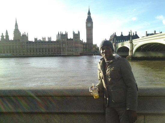 Thames River Adventures: Westminster & big Ben