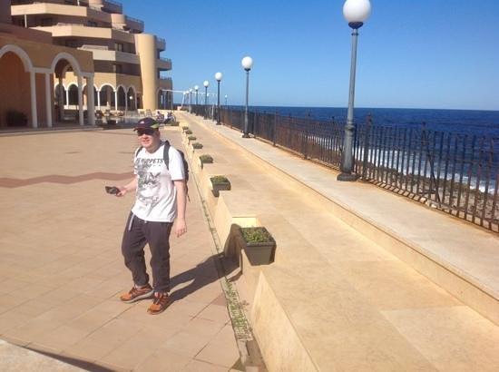 Radisson Blu Resort, Malta St Julian's: raddison blu st julians