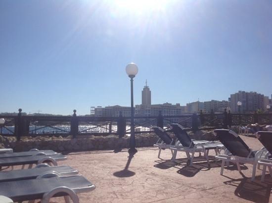 Radisson Blu Resort, Malta St Julian's: raddison blue lido