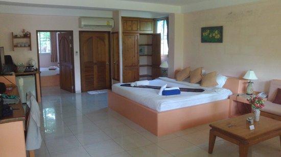 Prinz Garden Villa: Bedroom