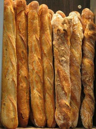 Ble Sucre : Le pain